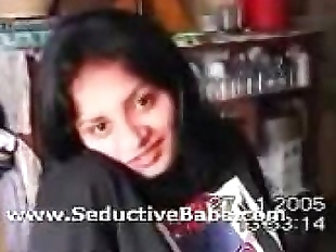 Beautiful Bengali girl in homemade sex tape with..