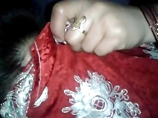 newly married sweet chubby Indian woman - 1 min..