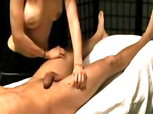 Indian boy hot massage with Indian girl - 11 min