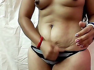 Indian aunty Saree changeing in room 1 11 min HD