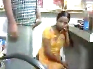Indian Maid Secretly Having Sex in store-room -..