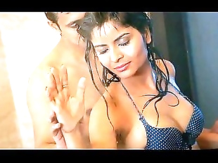 Indian Actress Hindi Hottest Romance Video song..