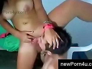 Desi webcam couple sex video 4 min