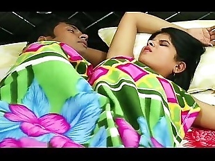 Hot Indian Bhabhi Night Romance -..