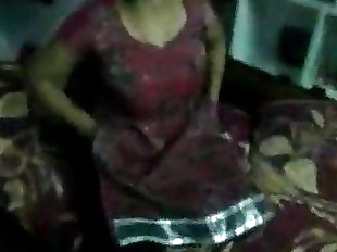 Indian Aunty Hema Sex With Lover..