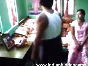 Mumbai Couple Homemade HiddenCam Hardcore Indian..