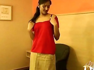 Desi Indian Teen Girls Hindi Dirty Talk Home..