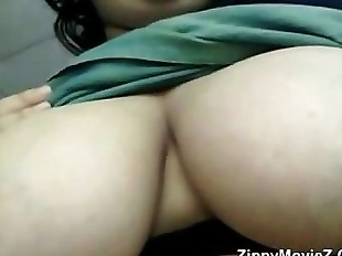 Desi Beauty Shamiya pressing dick at..