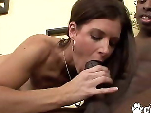 India Summer Sucks Off A Horny Black Man 44 min..