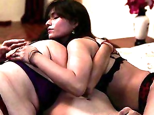 Two Indian Babes Fucked By One Guy -..