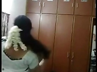 Mallu wife with husbands friend scandal - 3 min