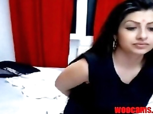 INDIAN beauty fucked hard on cam - 7 min