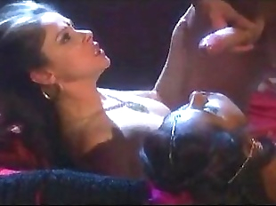 Jazmin Chaudhry Indian Fantasy Threesome-240p -..